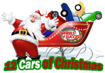 12 Cars of Christmas